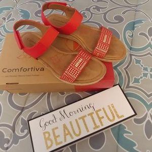 Comfortiva Sandals